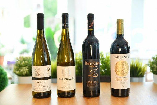 Har Bracha Red Wine 2017 Deluxe