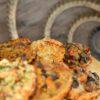 Sweet potato mozzarella